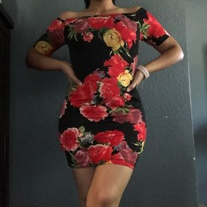 Brand new flower dress